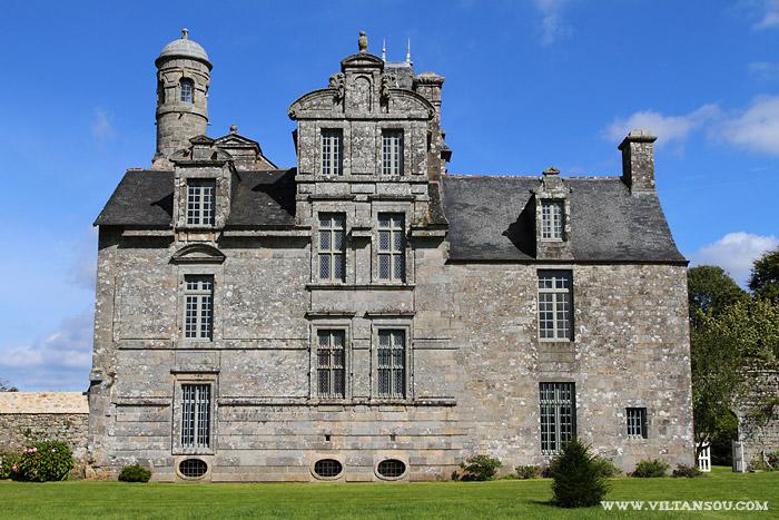 Le château de Maillé