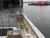 Vedette océanographique Albert Lucas : le départ