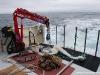Vedette océanographique Albert Lucas : tout est paré