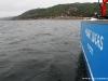 Vedette océanographique Albert Lucas : arrêt près de la presqu\'île de Plougastel