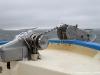 Vedette océanographique Albert Lucas : retour vers Brest