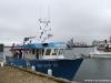 Vedette océanographique Albert Lucas : au port